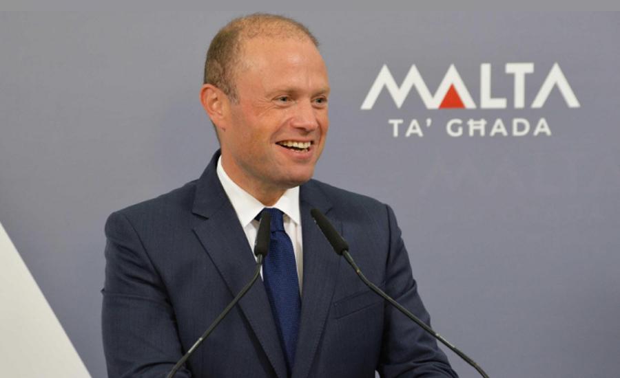 مالٹا کے وزیر اعظم کے استعفے کا مطالبہ زور پکڑ گیا
