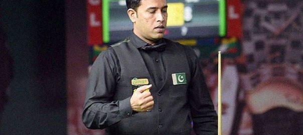 محمد آصف اسنوکر کے ورلڈ چیمپئن اسلام آباد 92 نیوز