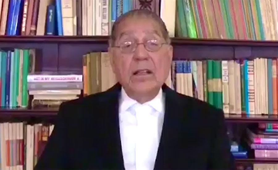 منیر اکرم نے اقوام متحدہ میں مستقل مندوب کا عہدہ سنبھال لیا