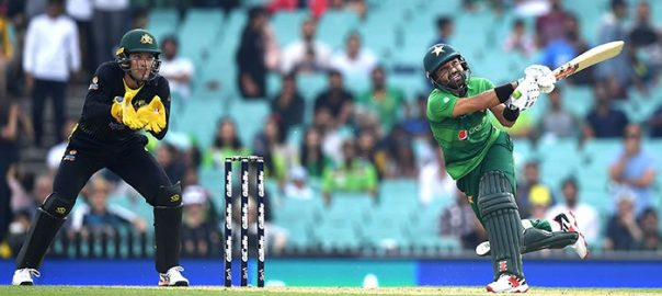 پاکستان بمقابلہ آسٹریلیا دوسرا ٹی 20  سڈنی  92 نیوز کنبرا