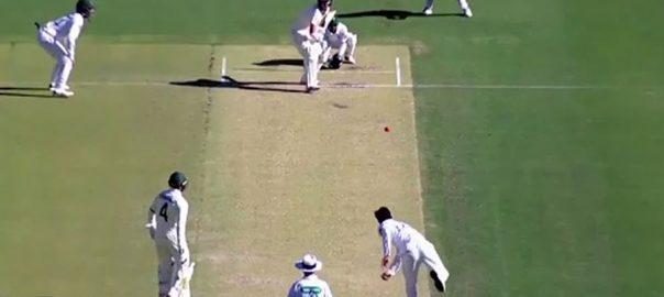 پاکستان ، ٹور میچ ، کارکردگی ، آسٹریلیا اے ، کھیلنے