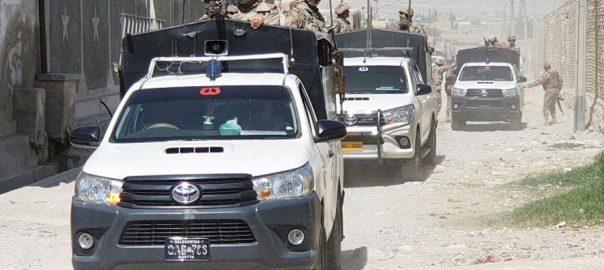 کوئٹہ، سی ٹی ڈی، حساس ادارے، کارروائی، 3 مبینہ دہشت گرد ہلاک، 92 نیوز