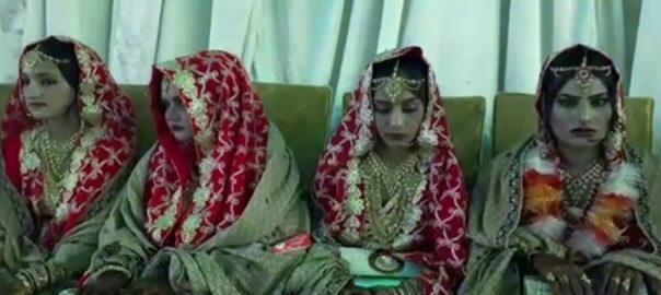 صادق آباد  اجتماعی شادیوں کی تقریب 92 نیوز