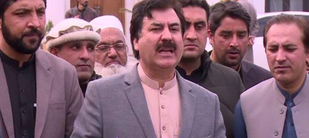 سینٹ انتخاب، اپوزیشن کے ووٹ، ہمیں پڑیں گے، شوکت یوسفزئی، پشاور، 92 نیوز