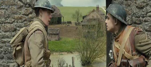 فلم 1917  پچیس دسمبر  لندن  92 نیوز جنگ عظیم اول  شاہی پریمیئر