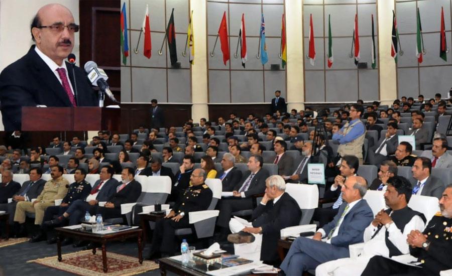 پاکستان نیوی وار کالج لاہور میں کشمیر پر سیمینار کا انعقاد