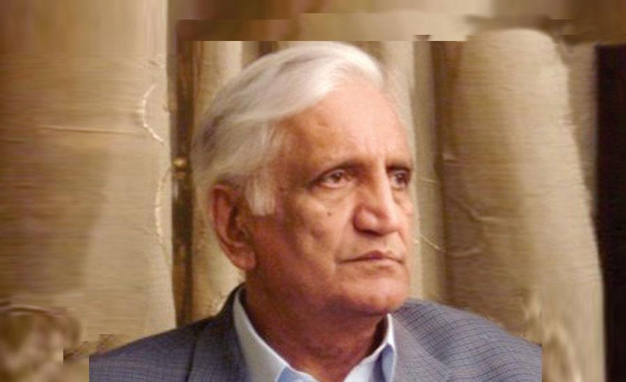 اے این پی رہنماء بشیر احمد بلور کی شہادت کو 7 برس بیت گئے
