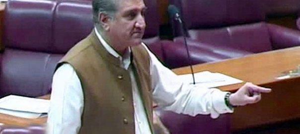 کشمیر ، ایشو ، ایوان ، تقسیم ،مسئلے ، کمزوری ، وزیر خارجہ ، شاہ محمود قریشی