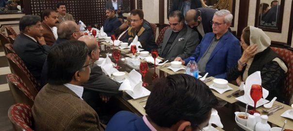 وزیراعظم ، سندھ ، اتحادی جماعتوں ، رہنماؤں ، ملاقات