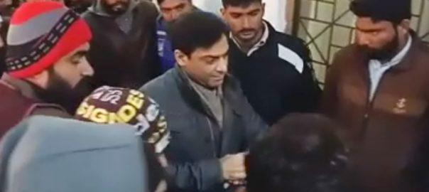 حمزہ شہباز شریف  جوڈیشل ریمانڈ  لاہور  92 نیوز امجد نذیر چودھری 