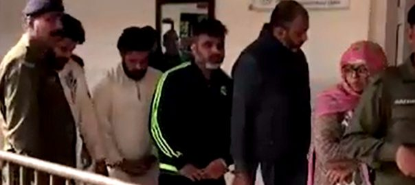 مغوی ہوٹل مالک برطانوی نژاد خاتون چار ملزم گرفتار جہلم 92 نیوز