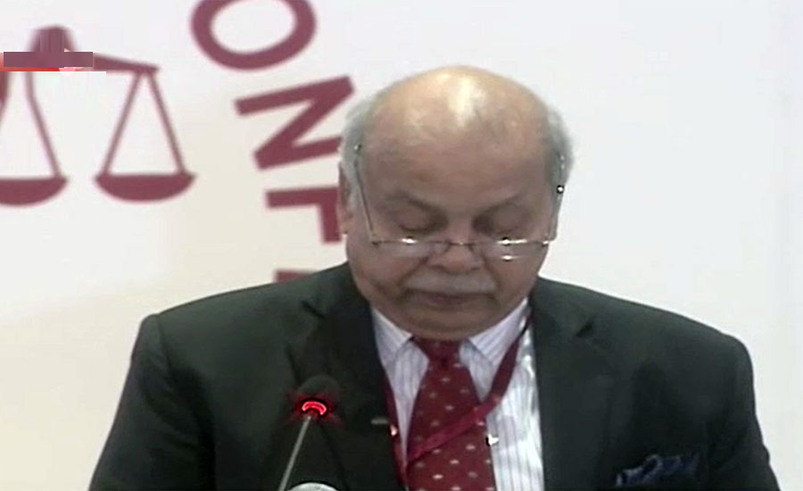 جسٹس گلزار احمد کی بطور چیف جسٹس پاکستان تقرری کا نوٹیفکیشن جاری 