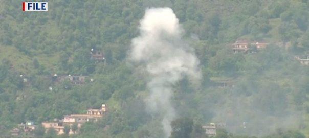 ایل او سی، بھارت کی اشتعال انگیزیاں، پاک فوج، منہ توڑ جواب، کئی چوکیاں تباہ، راولپنڈی، 92 نیوز