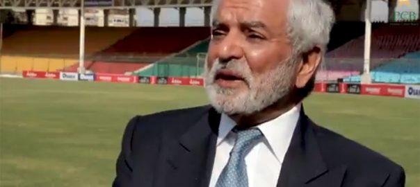 پی سی بی  سال 2019  چار اہداف مقرر احسان مانی لاہور  92 نیوز