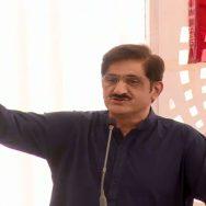 اسلام آباد، بیٹھا شخص، ملاقات، گھبرا رہا ہے، مراد علی شاہ، کراچی، 92 نیوز