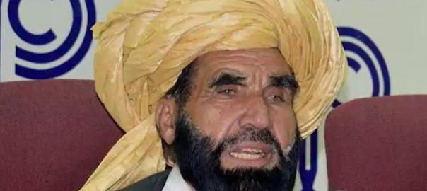 آرمی چیف، مقتول نقیب اللہ محسود، والد کے انتقال، اظہار افسوس، راولپنڈی ، 92 نیوز