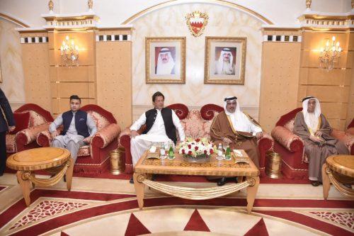 وزیراعظم ، دورہ ، بحرین ، مکمل، پاکستان ، بحرین ، ایم او یوز ، دستخط
