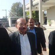 قائم علی شاہ  عبوری ضمانت  19 دسمبر اسلام آباد  92 نیوز اسلام آباد ہائیکورٹ  جسٹس عامر فاروق  جسٹس محسن اختر کیانی