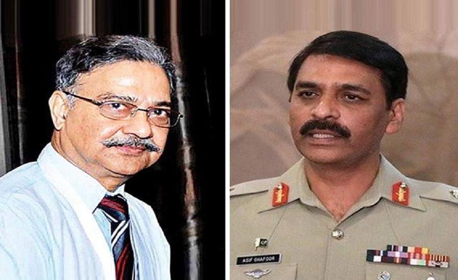 سابق بھارتی جنرل راجیش پنت نے آئی ایس پی آر کی بالادستی کا اعتراف کر لیا