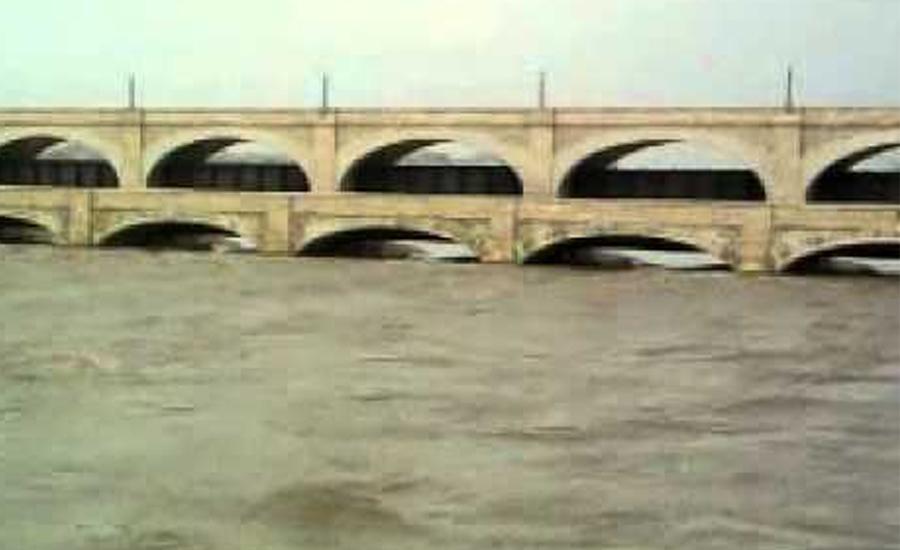 سندھ پربلوچستان کا پانی چوری کرنیکا الزام ثابت