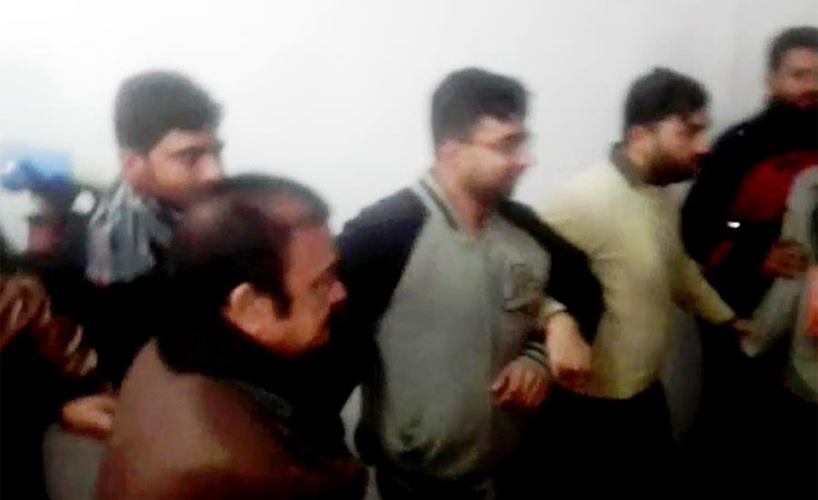 رانا ثنا اللہ کے جوڈیشل ریمانڈ میں 4 جنوری تک توسیع