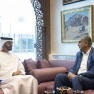 آرمی چیف دورہ متحدہ عرب امارات شیخ محمد بن زید النہیان ابو ظہبی  92 نیوز آرمی چیف  جنرل قمر جاوید باجوہ  دورہ متحدہ عرب امارات 