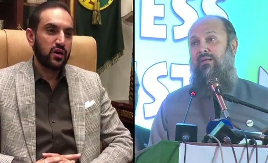 بلوچستان میں حکمران جماعت بی اے پی میں اختلافات کھل کر سامنے آگئے