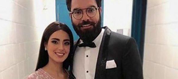 اداکار ، یاسر حسین ، اداکارہ ، اقرا عزیز ، 28 دسمبر ، نکاح ، اعلان