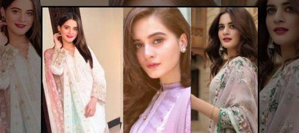 اداکارہ ، ایمن خان ، انسٹاگرام ، فالورز ، پچاس لاکھ