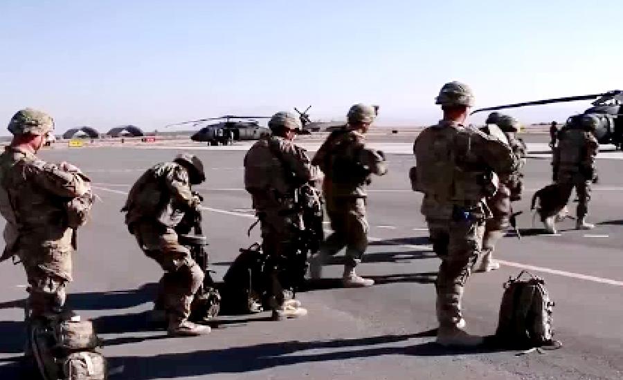 افغانستان میں فوجیوں کی تعداد کم کرنےپر غور کر رہے ہیں ، امریکی وزیر دفاع