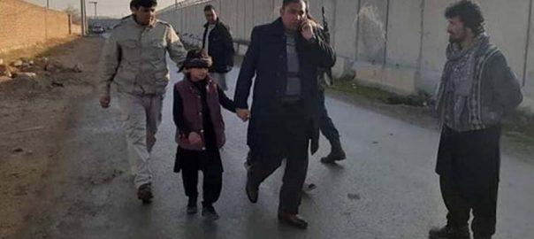 بگرام ائیر بیس خود کش حملہ 50 سے زائد افراد زخمی  کابل  92 نیوز پروان 