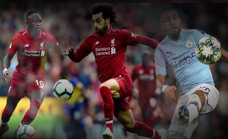 افریقن فٹبال پلیئر آف دی ایئر، محمد صلاح، سادیو مانے اور مہریہز کا انتخاب