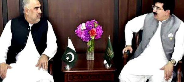 چیف الیکشن کمشنر  ارکان کی تقرری  پارلیمانی کمیٹی  اسلام آباد  92 نیوز