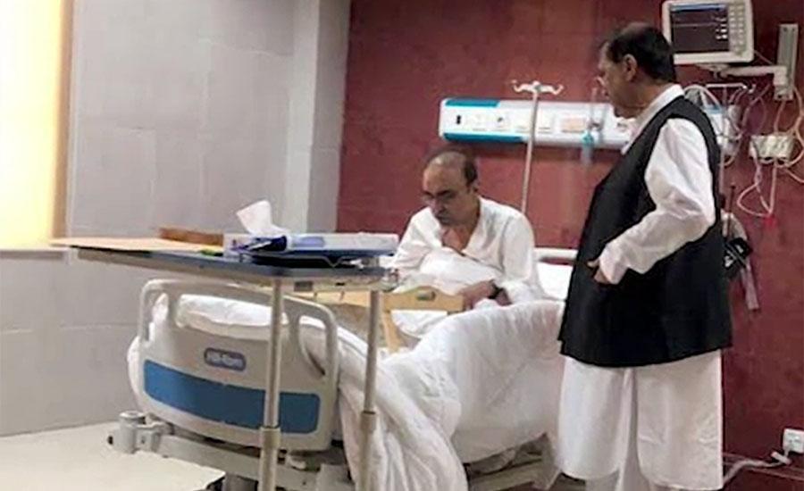 آصف زرداری کی صحت بدستور خراب، نیا میڈیکل بورڈ تشکیل دے دیا گیا