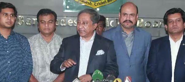 غیر ملکی کوچنگ اسٹاف ، پاکستان ، صدر ، بنگلہ دیش بورڈ