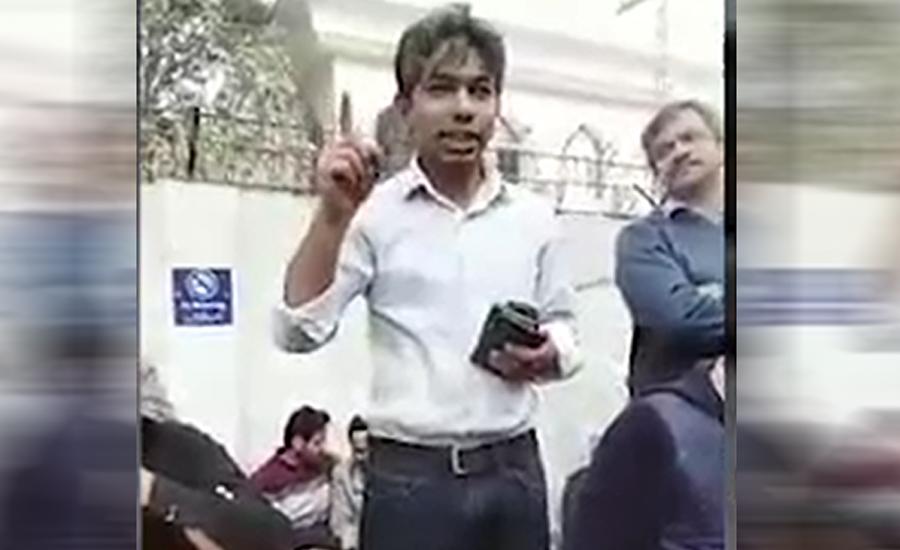 وکلاء کو اشتعال دلانے والا ڈاکٹر عرفان قتل کیس میں نامزد نکلا
