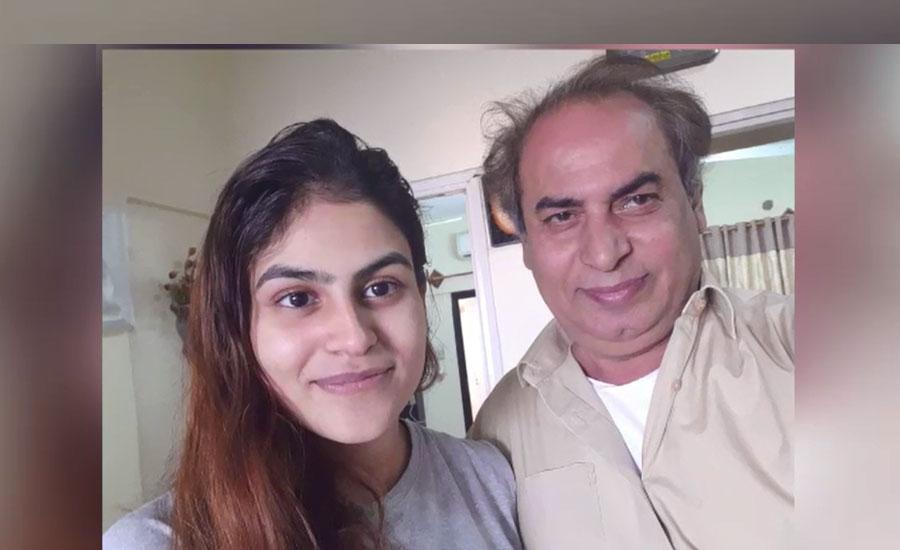 کراچی، پولیس کا دعا منگی اور والد کے بیان پر تحفظات کا اظہار