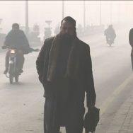 ملک، مختلف علاقوں، دھند کا راج، موٹر وے بند، پروازیں تاخیر کا شکار، لاہور، 92 نیوز