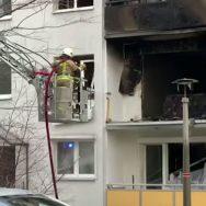 جرمنی، رہائشی عمارت، بلاک میں دھماکہ، ایک شخص ہلاک، 25 زخمی، بلینکن برگ، 92 نیوز