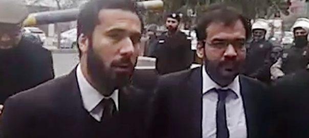 حسان نیازی  عبوری ضمانت  لاہور  92 نیوز انسداد دہشت گردی عدالت