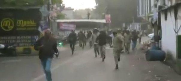 بھارت، متنازعہ شہری قانون، مظاہرے جاری، ہلاکتیں 15، نئی دہلی، 92 نیوز
