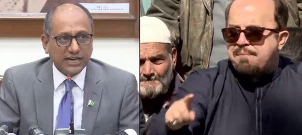 حکمرانوں، لفظی جنگ، کراچی، سنگین مسائل، دوچار،92 نیوز