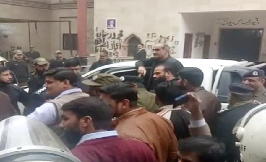 پیراگون ریفرنس ، خواجہ برادران کے جوڈیشل ریمانڈ میں 23 دسمبر تک توسیع