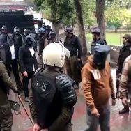 پی آئی سی، ہنگامہ آرائی، گرفتار وکلاء، ریمانڈ پر جیل منتقل، لاہور، 92 نیوز