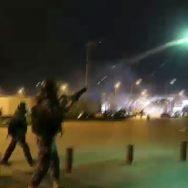 لبنان، حکومت مخالف مظاہرین، سیکورٹی فورسز، جھڑپیں، اہلکار سمیت کئی زخمی، بیروت، 92 نیوز