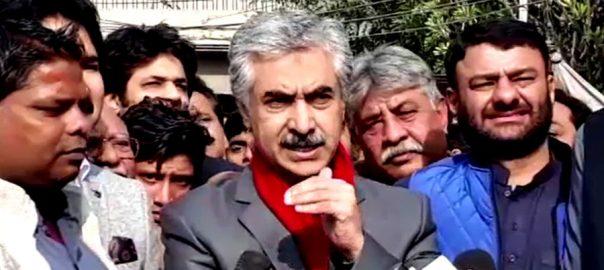 الیکشن کمیشن، غیرجانبدار بندہ، میاں اسلم اقبال، میڈیا سے گفتگو، لاہور، 92 نیوز