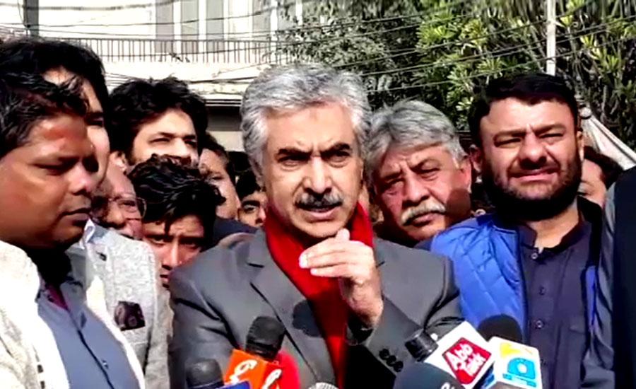 چاہتے ہیں الیکشن کمیشن میں غیرجانبدار بندہ آئے، میاں اسلم اقبال