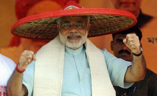 بھارت بربادی ایک مودی کافی اشوک سوائن نئی دہلی  ویب ڈیسک  بھارتی پروفیسر 