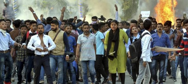 بھارت جنگ چھیڑ دی چینی اخبار بیجنگ  ویب ڈیسک  چینی اخبار  مضمون  متنازعہ قانون