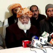 جعلی وزیر اعظم مستعفی، اسمبلیاں تحلیل، مولانا فضل الرحمن، ملتان، میڈیا سے گفتگو، 92 نیوز